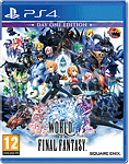 World of Final Fantasy - Day 1 Edition (PS4)