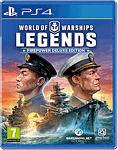 World of Warships: Legends - Firepower Deluxe Edition -E-