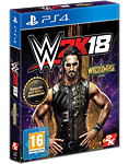 WWE 2K18 - WrestleMania Edition