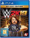 WWE 2K19 - Deluxe Edition (Playstation 4)