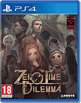 Zero Time Dilemma -US- (Playstation 4)