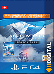 Ace Combat 7: Skies Unknown - Season Pass (Playstation 4-Digital)