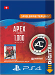 Apex Legends: 1'000 Apex Coins (PlayStation 4-Digital)