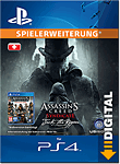Assassin's Creed: Syndicate - Jack the Ripper (Playstation 4-Digital)
