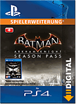 Batman: Arkham Knight - Season Pass (Playstation 4-Digital)