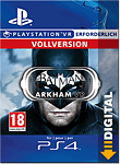 Batman: Arkham VR (Playstation 4-Digital)