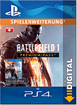 Battlefield 1 - Premium Pass (Playstation 4-Digital)