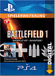 Battlefield 1: Shortcut Kit - Infantry (Playstation 4-Digital)