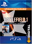 Battlefield 1: Shortcut Kit - Ultimate (Playstation 4-Digital)