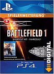 Battlefield 1: Shortcut Kit - Vehicle (Playstation 4-Digital)