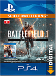 Battlefield 1 - DLC 3: Turning Tides (Playstation 4-Digital)