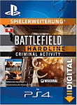 Battlefield: Hardline - DLC 1: Criminal Activity (Playstation 4-Digital)