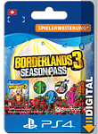 Borderlands 3 - Season Pass (PlayStation 4-Digital)
