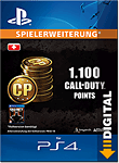 Call of Duty: Black Ops 3 - 1'100 Call of Duty Points (Playstation 4-Digital)