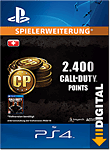 Call of Duty: Black Ops 3 - 2'400 Call of Duty Points (Playstation 4-Digital)