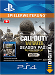 Call of Duty: WWII - Season Pass (Playstation 4-Digital)
