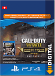 Call of Duty: WWII - DLC 3: The United Front (Playstation 4-Digital)