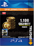 Call of Duty: Infinite Warfare - 1'100 Call of Duty Points (Playstation 4-Digital)