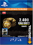 Call of Duty: Infinite Warfare - 2'400 Call of Duty Points (Playstation 4-Digital)