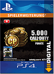 Call of Duty: Infinite Warfare - 5'000 Call of Duty Points (Playstation 4-Digital)