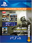 Call of Duty: Infinite Warfare - DLC 1: Sabotage (Playstation 4-Digital)