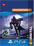 Destiny 2: Forsaken (Playstation 4-Digital)