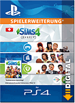 Die Sims 4 - Erweiterungs-Bundle (Playstation 4-Digital)