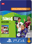 Die Sims 4: Moschino Stuff (Playstation 4-Digital)