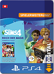 Die Sims 4: Realm of Magic (Playstation 4-Digital)