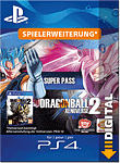 Dragonball: Xenoverse 2 - Super Pass (Playstation 4-Digital)