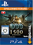 The Elder Scrolls Online: Tamriel Unlimited - 1500 Kronen (Playstation 4-Digital)