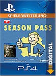 Fallout 4 - Season Pass (PlayStation 4-Digital)