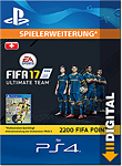 FIFA 17 Ultimate Team: 2200 Points (Playstation 4-Digital)