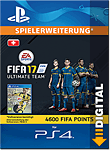 FIFA 17 Ultimate Team: 4600 Points (Playstation 4-Digital)
