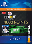 FIFA 18 Ultimate Team: 4600 Points