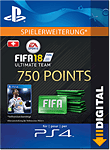 FIFA 18 Ultimate Team: 750 Points (Playstation 4-Digital)