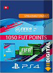 FIFA 19 Ultimate Team: 1050 Points (Playstation 4-Digital)