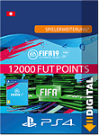 FIFA 19 Ultimate Team: 12000 Points (Playstation 4-Digital)
