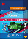 FIFA 19 Ultimate Team: 2200 Points (Playstation 4-Digital)