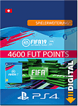 FIFA 19 Ultimate Team: 4600 Points (Playstation 4-Digital)