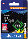 FIFA 20 Ultimate Team: 1050 Points (Playstation 4-Digital)