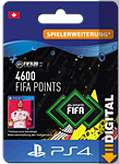 FIFA 20 Ultimate Team: 4600 Points (Playstation 4-Digital)