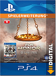 For Honor: 5000 Steel Points (Playstation 4-Digital)