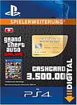 Grand Theft Auto 5: Whale Shark 3'500'000 Cash Card (Playstation 4-Digital)