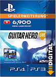 Guitar Hero Live: 6900 Hero Cash Pack (Playstation 4-Digital)