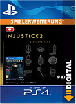 Injustice 2 - Ultimate Pack Season Pass (Playstation 4-Digital)