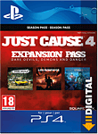 Just Cause 4 - Expansion Pass (PlayStation 4-Digital)