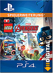 LEGO Marvel's Avengers - Season Pass (Playstation 4-Digital)