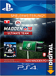 Madden NFL 18 Ultimate Team: 1050 Madden Points (Playstation 4-Digital)