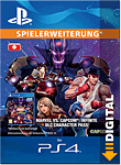 Marvel vs. Capcom: Infinite - Character Pass (Playstation 4-Digital)